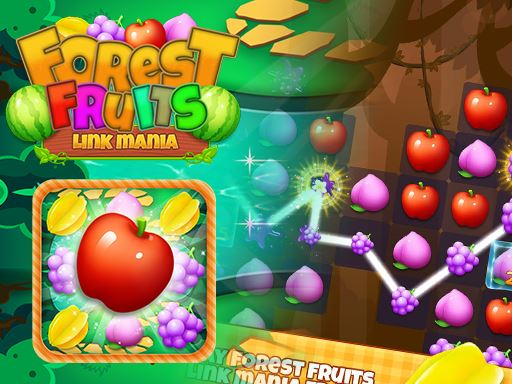 Fruit Link Splash Match 3 Mania thumbnail