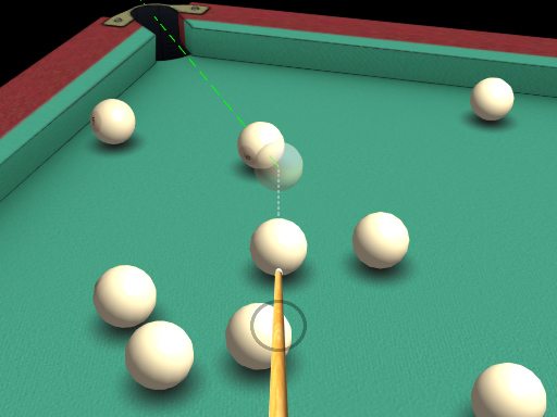 3d Billiard Piramid thumbnail