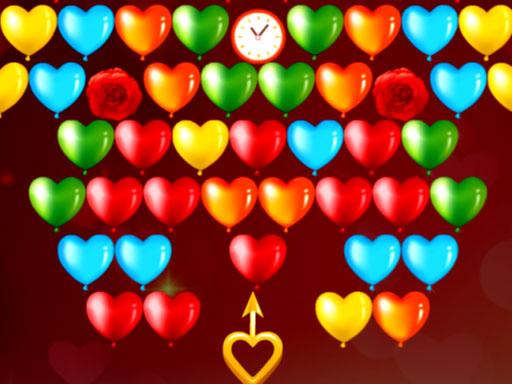 Thumbnail of Bubble Shooter Valentines