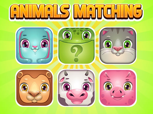 Thumbnail of Animals Memory Matching