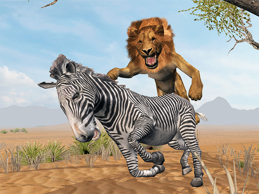Lion King Simulator: Wildlife Animal Hunting thumbnail