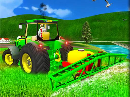 Thumbnail for Real Tractor Farmer