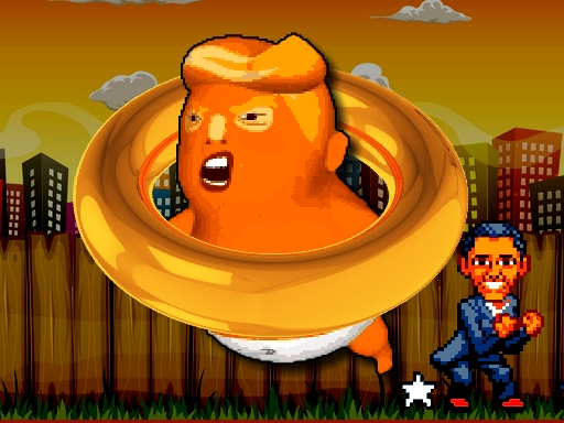 Thumbnail of Tappy Flappy Trump