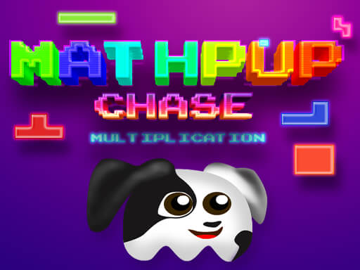 Thumbnail for MathPup Chase Multiplication
