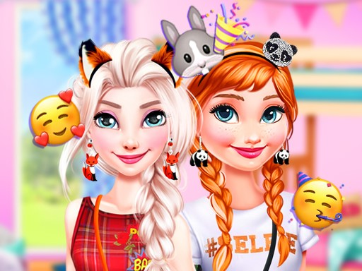 Thumbnail of Princess Animal Dressup Party