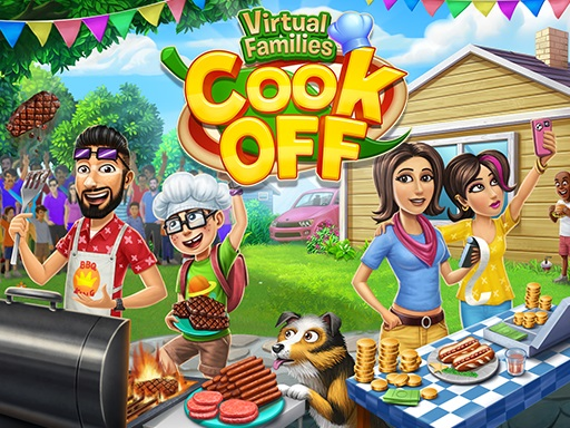 Virtual Families Cook Off thumbnail