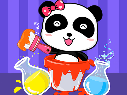 Baby Panda Color Mixing Studio thumbnail