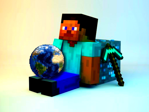 Thumbnail of MineBlock Earth Survival