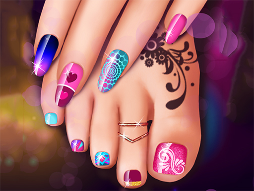 Thumbnail of Nail Art Fashion Salon