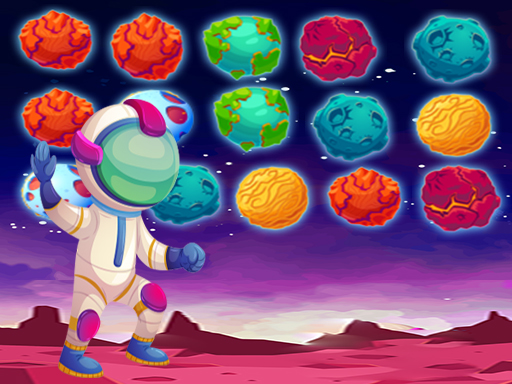 Thumbnail of Planet Bubble Shooter
