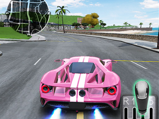 Traffic Zone Car Racer thumbnail