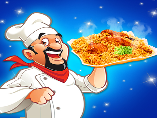 Biryani Recipes and Super Chef Cooking Game  thumbnail