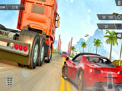 Thumbnail of Highway GT Speed Car Racer Game