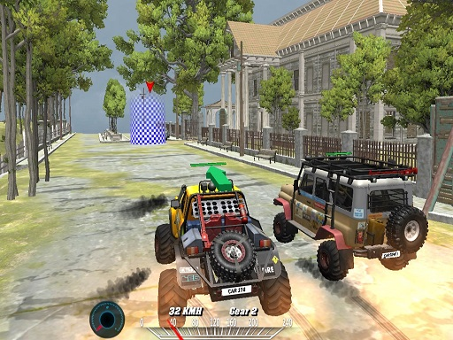 Thumbnail of Offroad Monster Truck Forest Championship