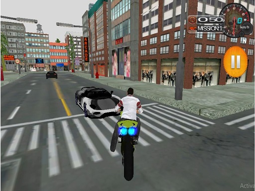 Thumbnail of Bike Ride Parking Game