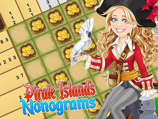 Thumbnail for Pirate Islands Nonograms