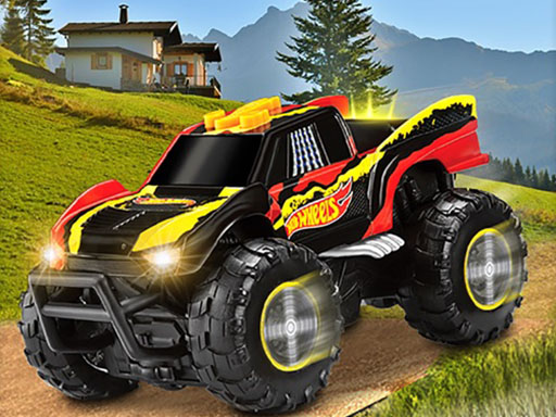 Offroad Monster Hill Truck thumbnail