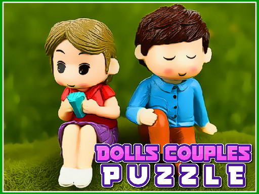 Thumbnail of Dolls Couples Puzzle