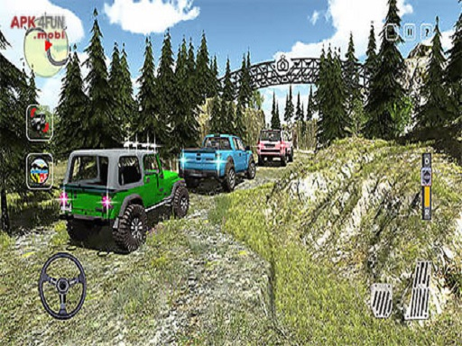 Off Road Mountain Jeep Drive 2020 thumbnail