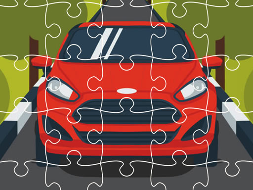 Thumbnail of Ford Cars Jigsaw