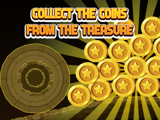 Thumbnail of Collect The Coins From the Treasure