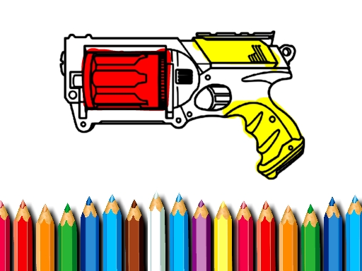 BTS Nerf Coloring Book thumbnail