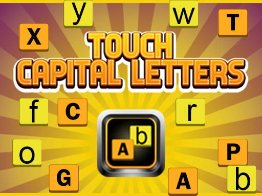 Thumbnail for Touch Capital Letters