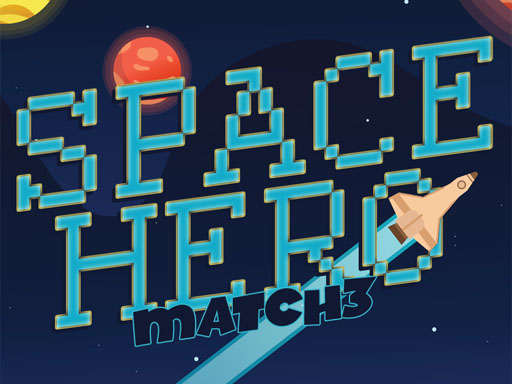 Thumbnail of Space Hero Match 3