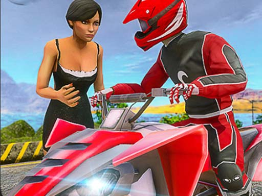 ATV Quad Bike Taxi Game thumbnail