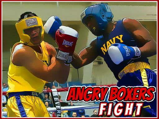Angry Boxers Fight thumbnail
