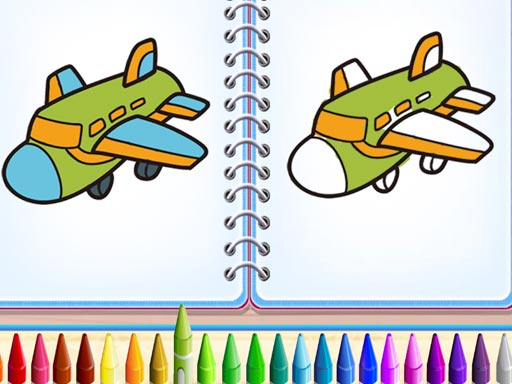 Thumbnail of Aero Coloring Books