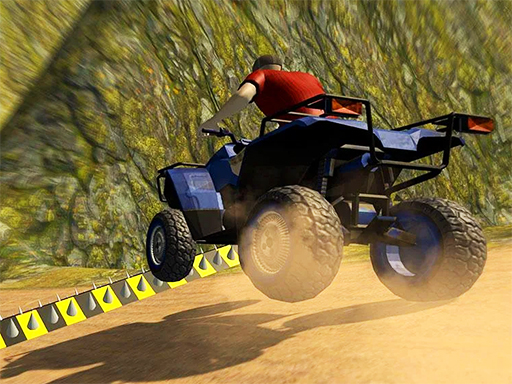 ATV Quad Bike Impossible Stunt thumbnail