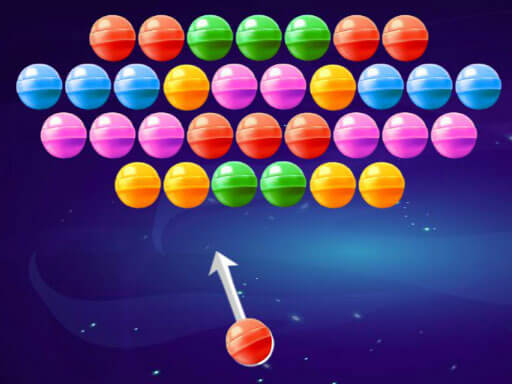 Thumbnail of Bubble Shooter Candies