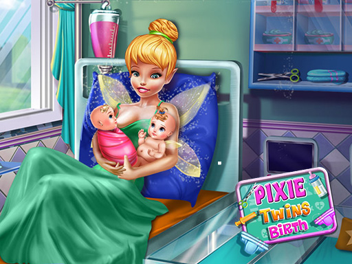 Thumbnail for Pixie Twins Birth