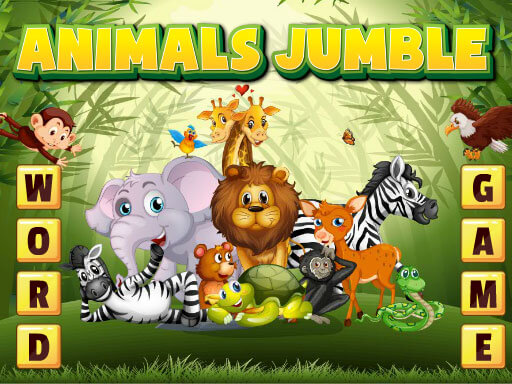 Animals Jumble thumbnail