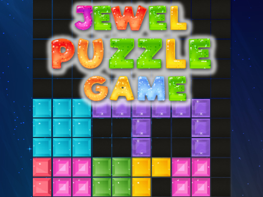 Thumbnail of Jewel Blocks Puzzle