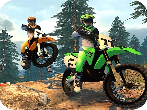 Uphill Offroad Moto Racing Game thumbnail