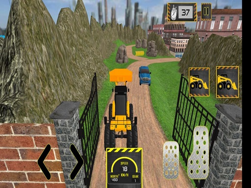 Real Excavtor City Construction Game thumbnail