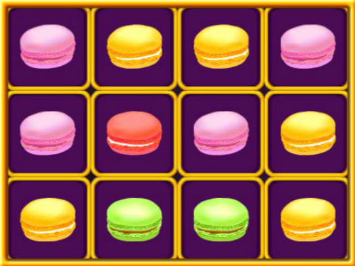 Thumbnail for Macarons Block Collapse