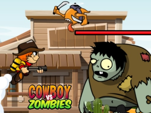 Cowboy VS Zombie Attack thumbnail