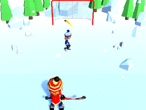 Thumbnail of Hockey Challenge 3D
