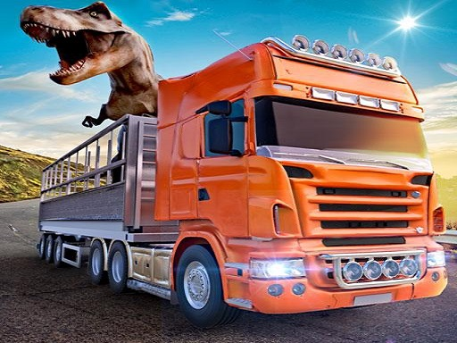 Thumbnail of Animal Zoo Transporter Truck Driving Game 3D
