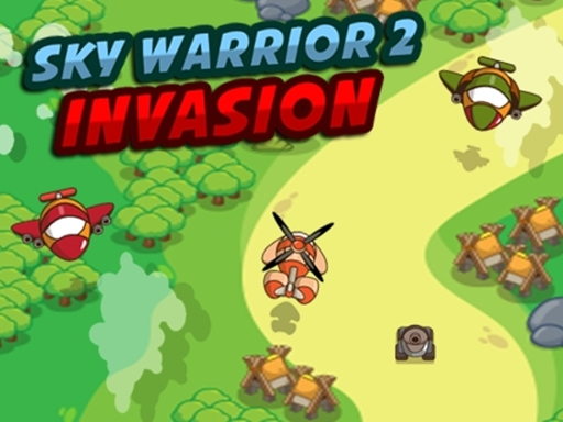 Thumbnail of Sky Warrior 2 Invasion