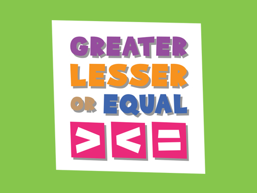 Greater Lesser or Equal thumbnail
