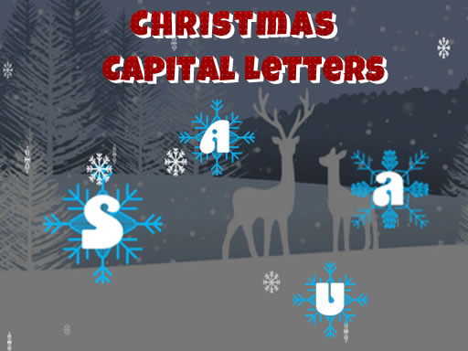 Thumbnail of Christmas Capital Letters