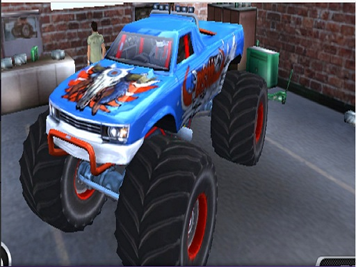 Monster Truck Stunt Adventure thumbnail