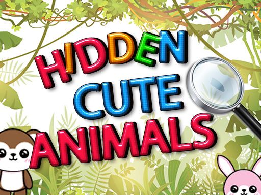 Hidden Cute Animals thumbnail
