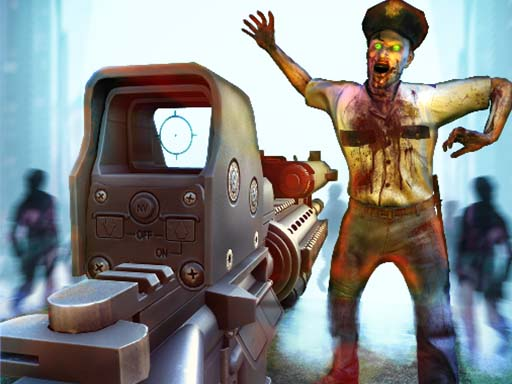 Thumbnail for DEAD TARGET Zombie Shooting Game