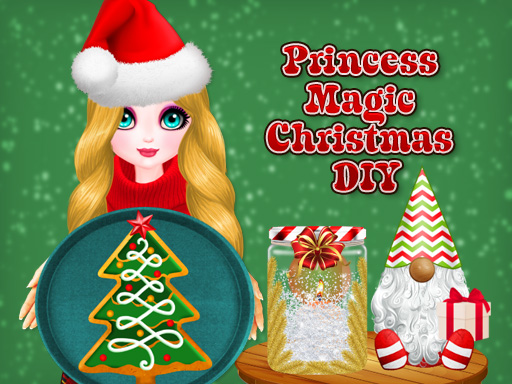 Thumbnail of Princess Magic Christmas DIY