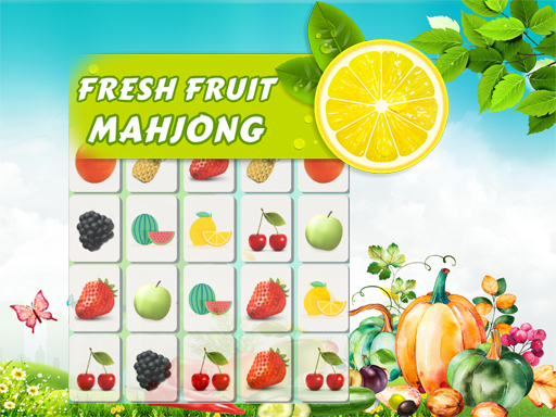 Thumbnail of Fresh Fruit Mahjong Connection